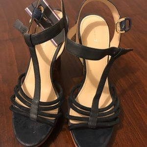 Shoes- heels  size 8.5